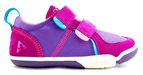 102022-636 TY Suede/Nylon FU/Purple
