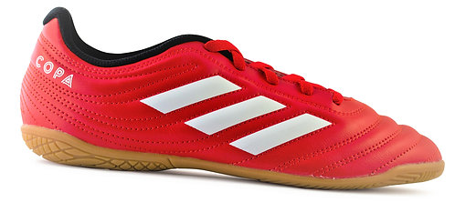 ADIDAS EF1928 COPA 20.4 IN J ACTRED/WHT/B