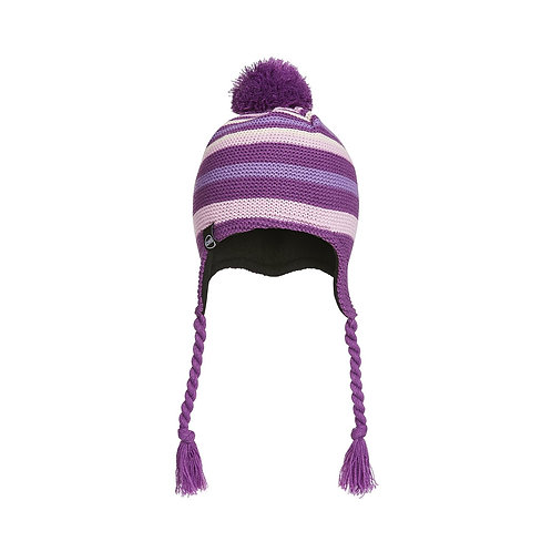 H2796-2408 THE CANDYMAN HAT CHILD PURP