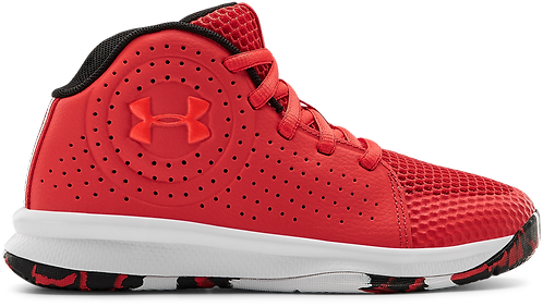 UNDER ARMOUR 3022122-602 PS JET 2019 RED