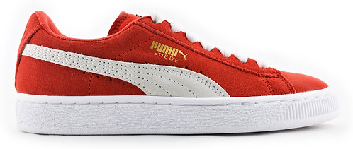 355110 03 SUEDE JR HIGH RED