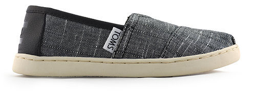 YTH CLASSIC BLK Texture Chambray