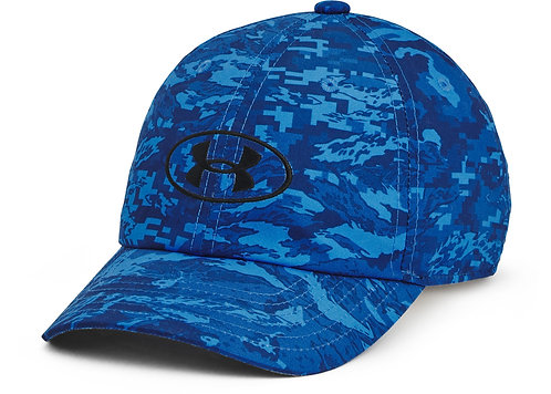 UNDER ARMOUR B. SCRIMMAGE HAT BLUE