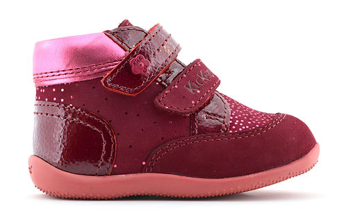 BILIANA 502681-132 BURGUNDY