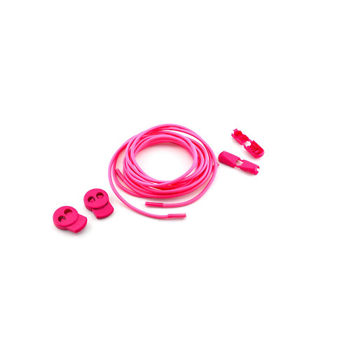 1160NF solid PINK LACES