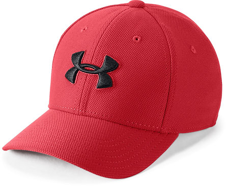 UNDER ARMOUR B. BLITZING 3.0 CAP RED