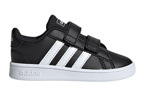 ADIDAS GRAND COURT I BLK/WHT