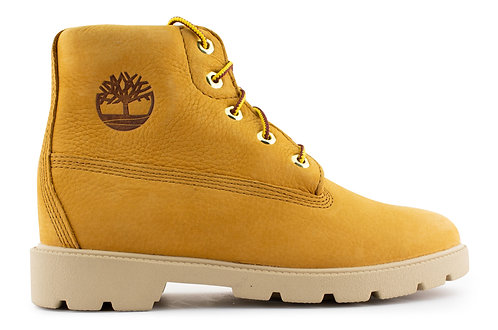 "Y CLASSIC 6""BOOT WHEAT NUBUCK"