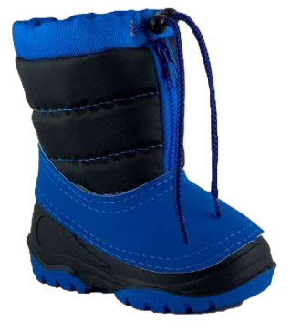 A601 ALASKA  MINI CRIMSON BLACK/BLUE