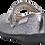 Thumbnail: NATURINO NAT PAVIA-0Q02 GLITTER ACCIAIO