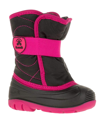 NK9082 SNOWBUG3 BLACK/ROSE