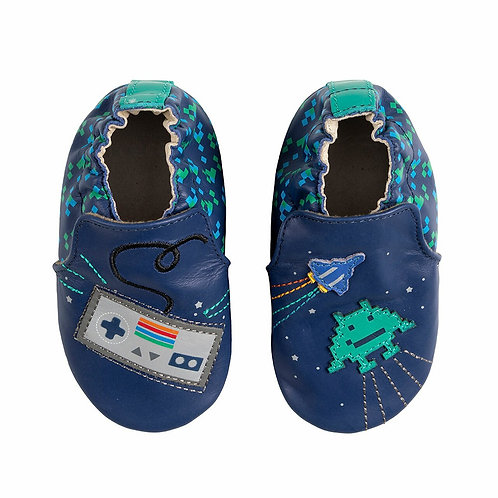 ROBEEZ R00161501 SS SONIC BLUE