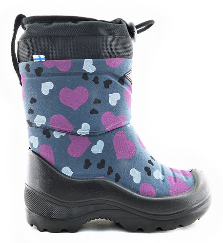 1222-1107 SNOWLOCK GREY Winter Heart