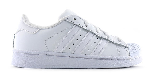 SUPERSTAR J B23641 WHT/WHT