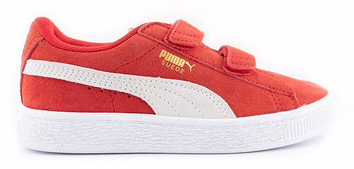 359595 01SUEDE 2 STAP PS RED
