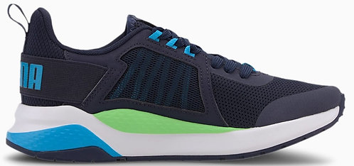 PUMA ANZARUN JR BLUE/GREEN 372035 04