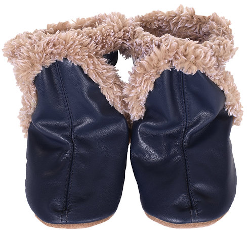 BOOTIE 4 NVY RB00176