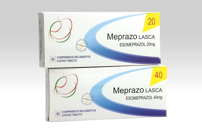 Meprazo 20 y 40