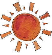 Watercolor Sun Single.jpg