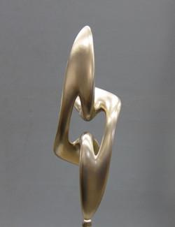 Artist: Karl Geckler. Bronze