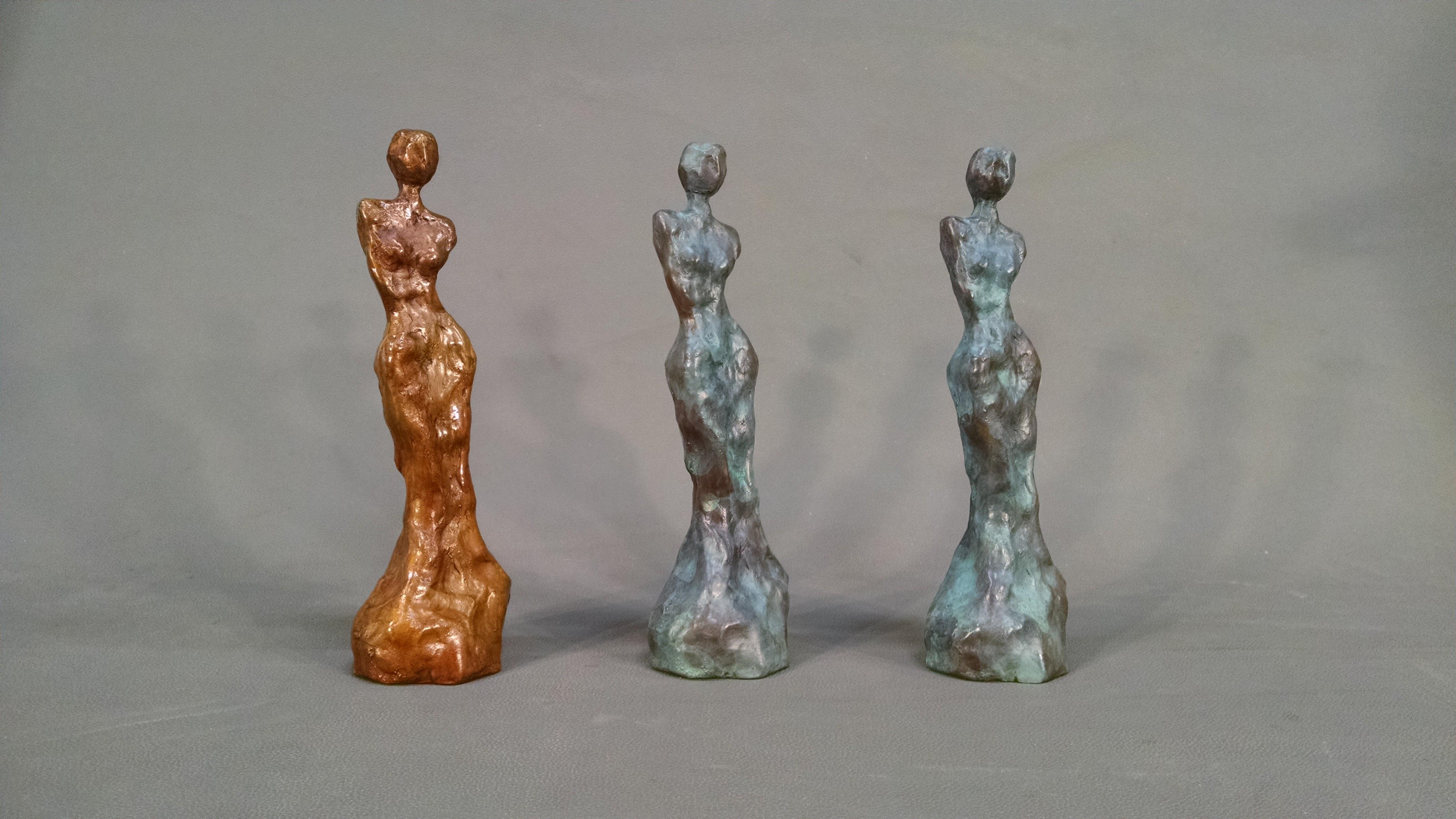 Artist: Rene Schuler. Bronze
