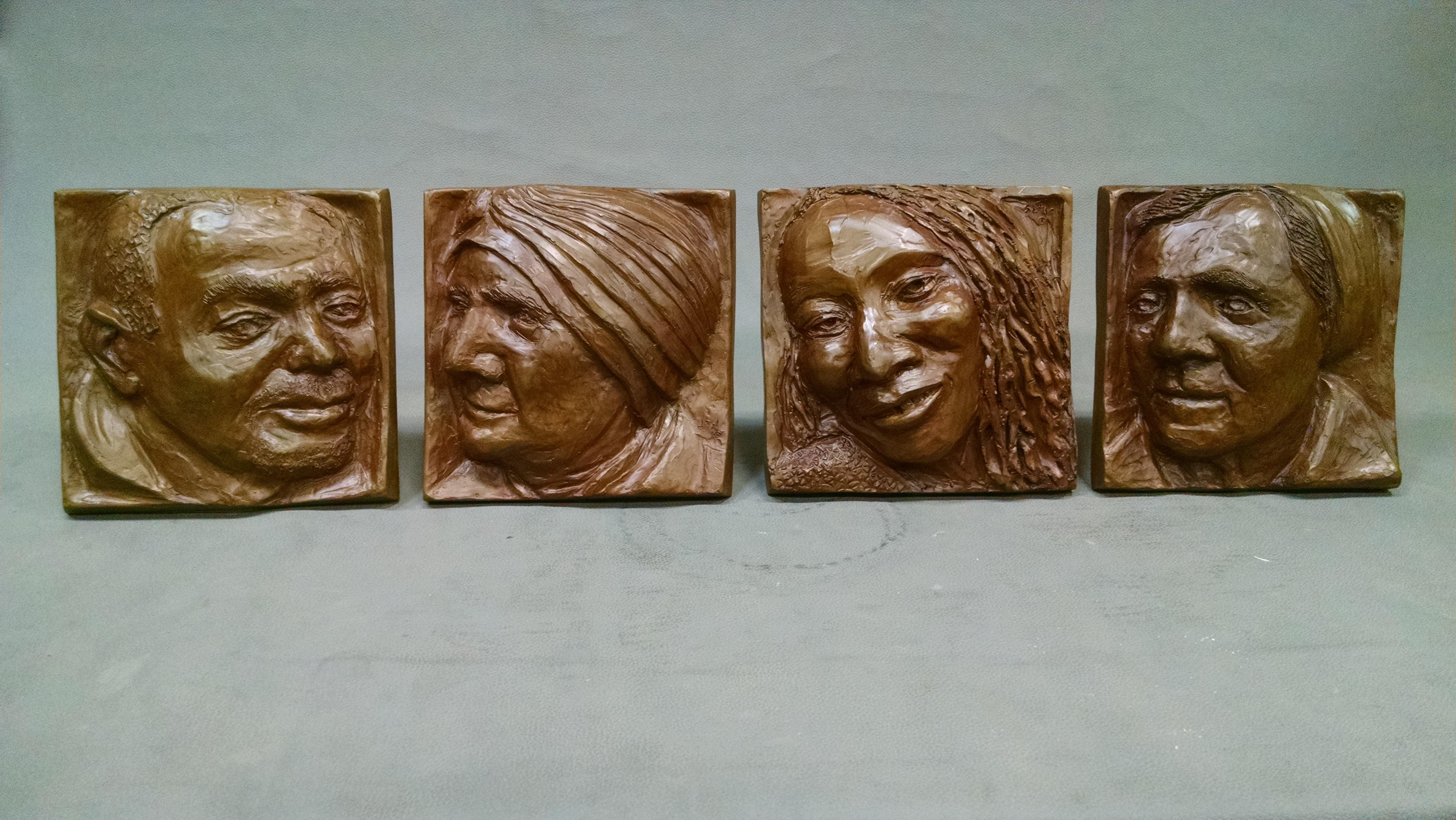 Artist: Sonja Henderson. Bronze