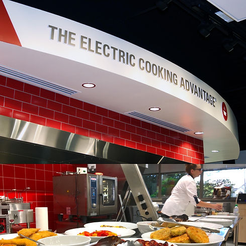 Georgia Power the Electric cooking advan