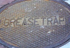 A Restaurant's Grease Trap: The importance of scheduling regular cleanings
