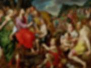 Matthew 14 Feeding the 5000 by Ambrosius