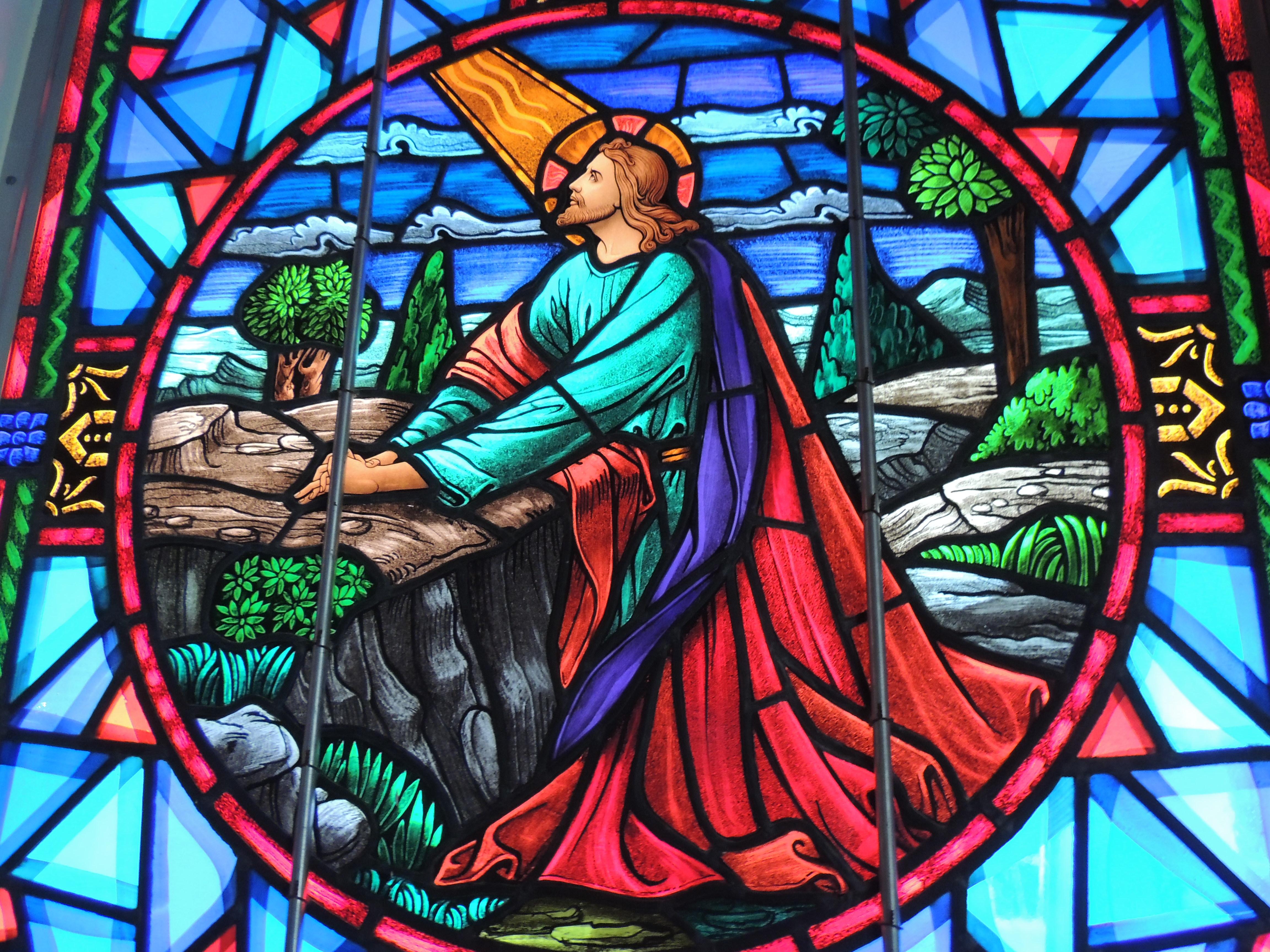 Prayers in the Garden of Gethsemene