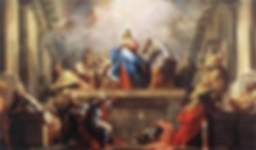 John 14 Pentecost by Restout.png