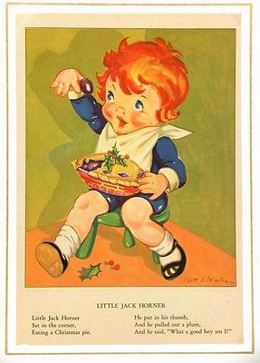 little-jack-horner-1934-lithograph-6859_