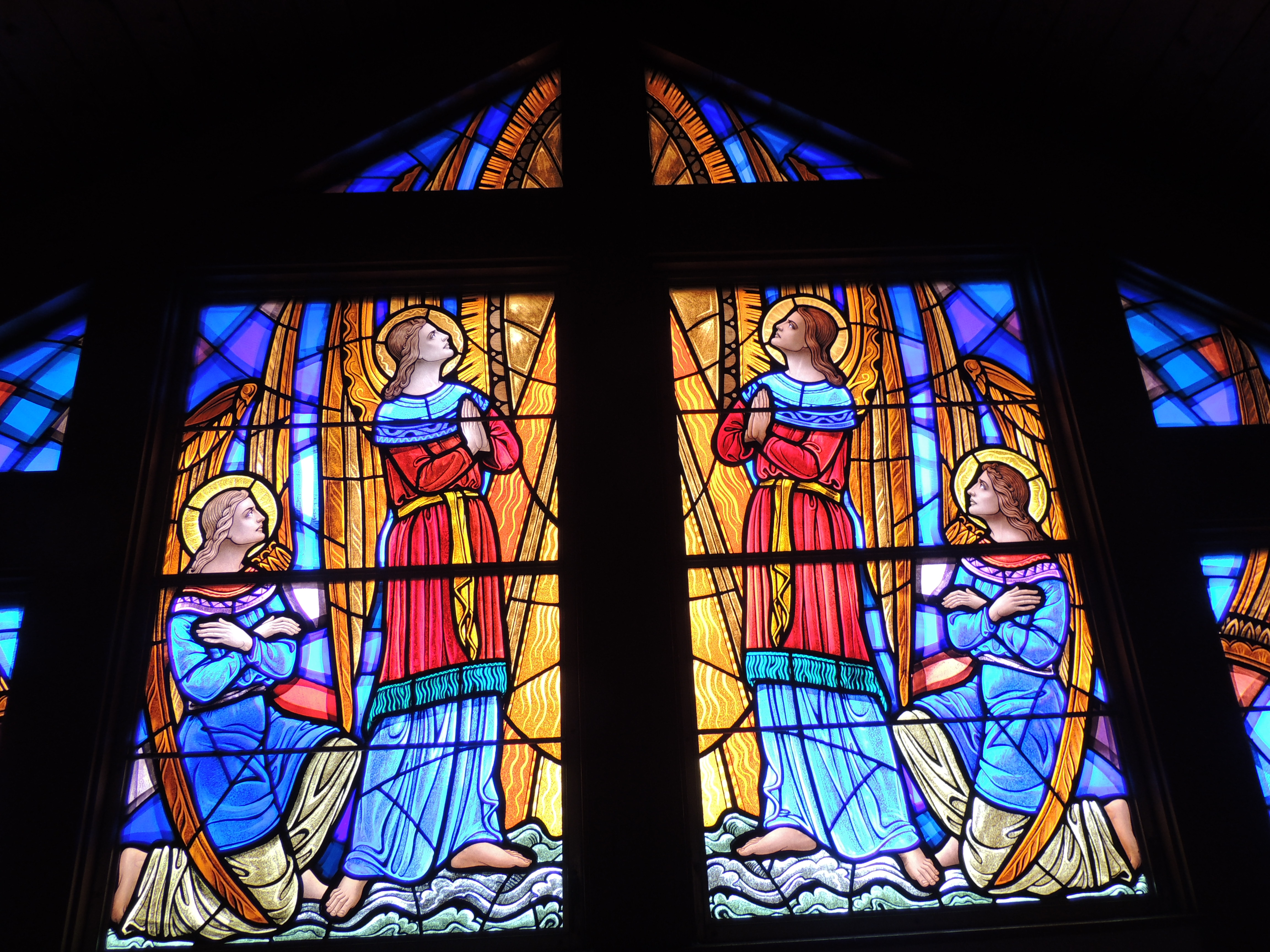 Calvary Window