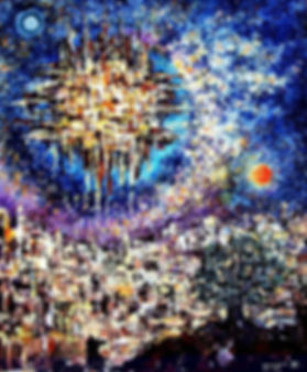 John 14 New Jerusalem by Alexander Sorsh