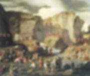 John 4 Moses bringing forth water by Lub