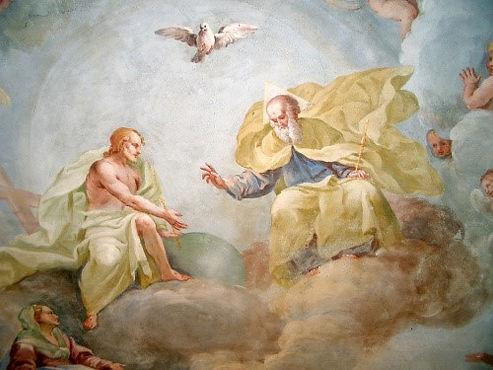 John  16 Holy Trinity by Orta.jpg