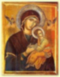 Matthew 1 Mary holding Immanuel.jpg