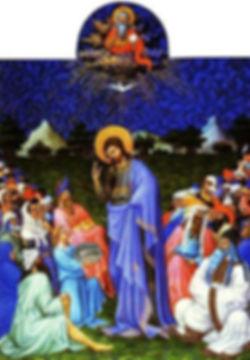 Matthew 14 Feeding the 5000 by Duc de Be