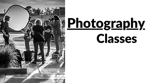 Buttom for Photography classes.  Click to find more information about this program.