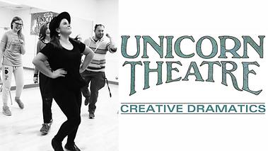 Unicorn Theatre for age 5-17