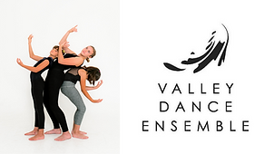 Buttom for Valley Dance Ensemble.  Click to go to their website.