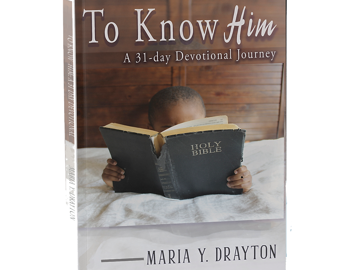 To Know Him-A 31 Day Devotional Journey
