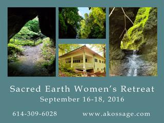 Sacred Earth Women's Retreat