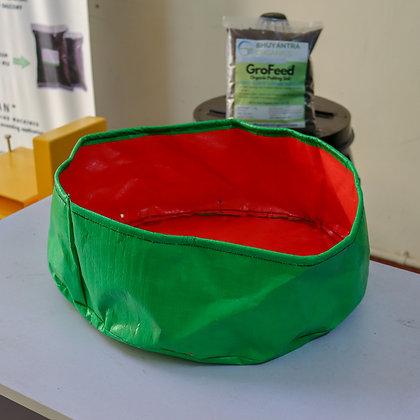 HDPE GroBags - 18 inch * 6 inch Grow Bag