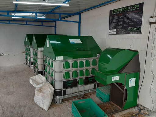 Compost Hut _ Chennai