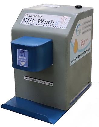 Kill-Wish : Automatic Sanitizer Dispenser - Lite