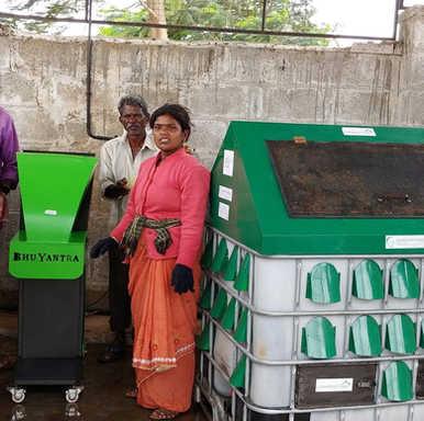 Compost Hut - Bangalore