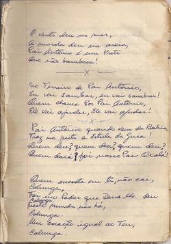 Folha Caderno de Pontos TENSP