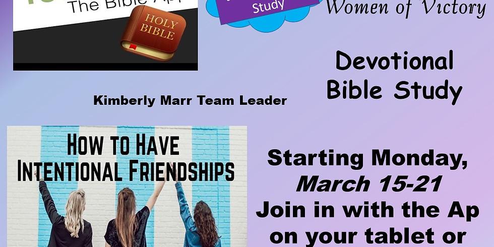 WOV Devotional Bible Study