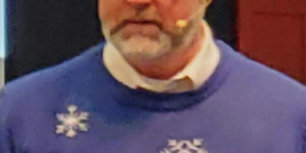 Hugly sweater Sunday 2020